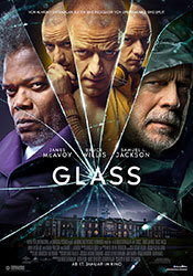 """Glass"" Filmplakat (© Universal Pictures)"