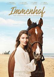 """""""Immenhof - Das Abenteuer eines Sommers"""" Filmplakat (© 2018 Concorde Filmverleih GmbH)"""