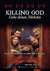 """Killing God – Liebe Deinen Nächsten"" Filmplakat"