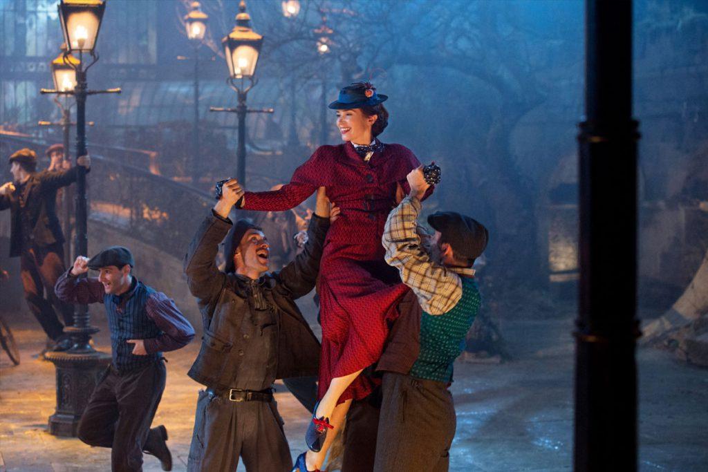 """""""Mary Poppins' Rückkehr"""" Szenenbild (Foto: Jay Maidment © 2018 Disney Enterprises, Inc. All Rights Reserved.)"""