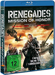 """Renegades – Mission of Honor"""