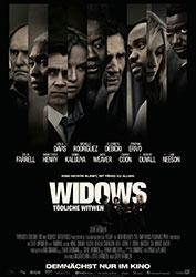 """""""Widows - Tödliche Witwen"""""""