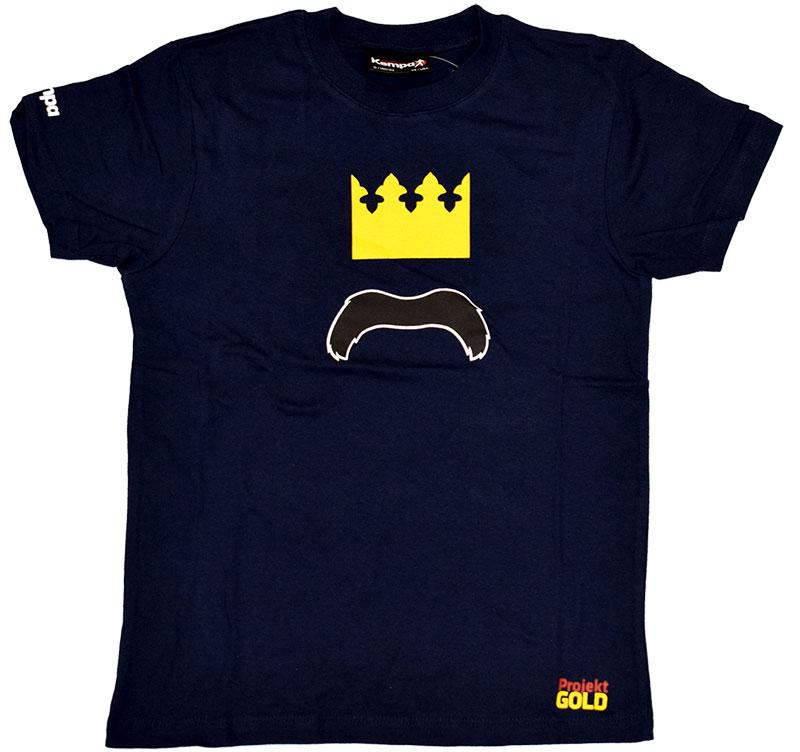 """Projekt Gold"" T-Shirt von Kempa"