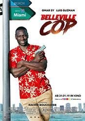 """""""Belleville Cop"""" Filmplakat (© 2018 Constantin Film Verleih GmbH)"""