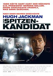 """""""Der Spitzenkandidat"""" Filmplakat (© 2018 Sony Pictures Entertainment Deutschland GmbH)"""