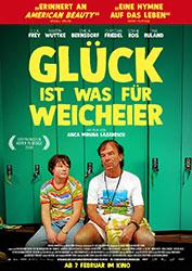 """""""Glück ist was für Weicheier"""" Filmplakat (© 2018 Concorde Filmverleih GmbH)"""