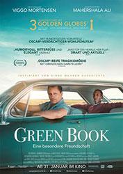 """""""Green Book – Eine besondere Freundschaft"""" Filmplakat (© 2019 eOne Germany)"""