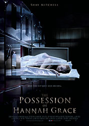 """The Possession Of Hannah Grace"" Filmplakat (© 2018 Sony Pictures Entertainment Deutschland GmbH)"