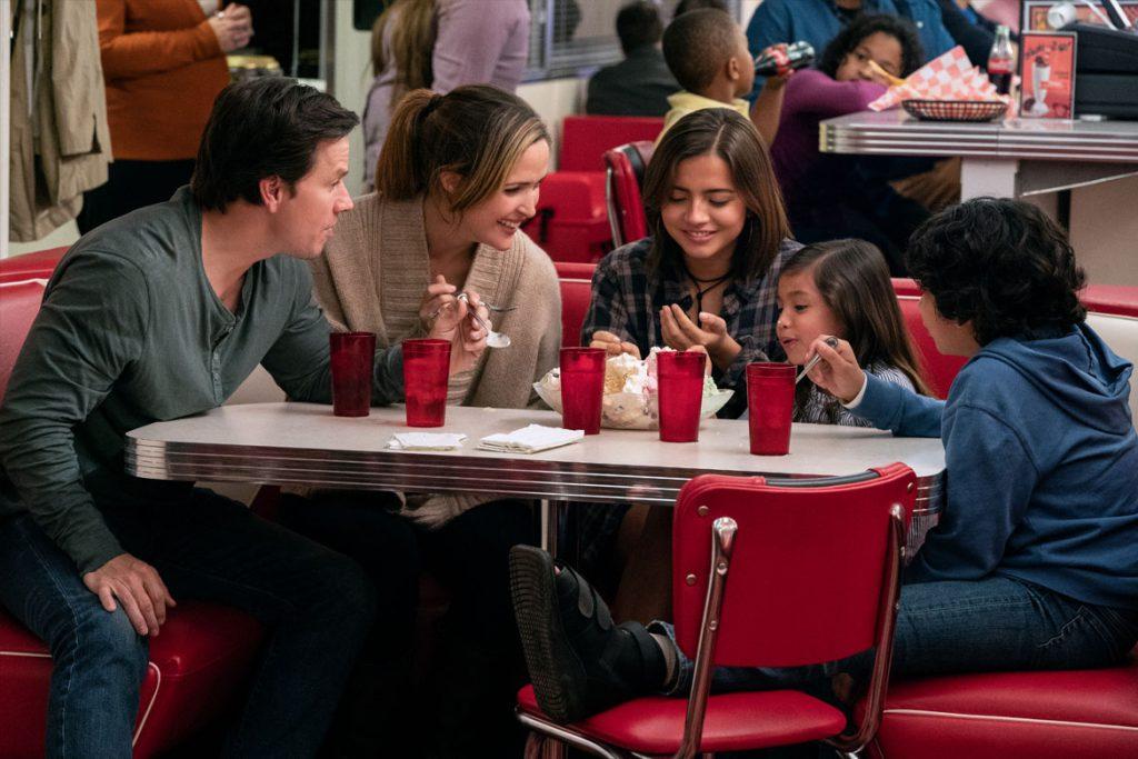 """""""Plötzlich Familie"""" Szenenbild (© 2018 Paramount Pictures Corporation)"""