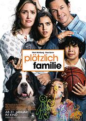 """""""Plötzlich Familie"""" Filmplakat (© 2018 Paramount Pictures Corporation)"""