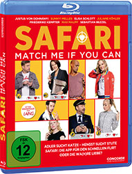 """Safari – Match Me If You Can"""