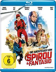 """""""Die Abenteuer von Spirou & Fantasio"""""""