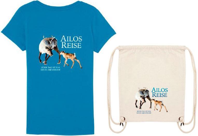 """Ailos Reise"" Fanpaket"
