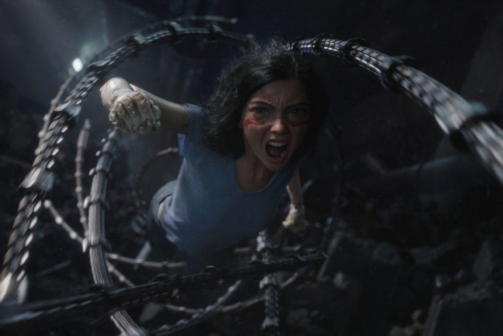 """Alita: Battle Angle"" Szenenbild (© 2018 Twentieth Century Fox)"