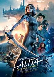 """Alita: Battle Angle"" Filmplakat (© 2018 Twentieth Century Fox)"
