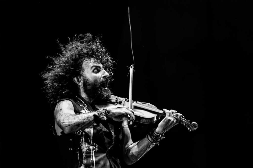 Ara Malikian (Foto: © Grey Coda)
