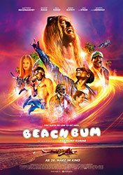 """Beach Bum"" Filmplakat (© 2019 Constantin Film Verleih GmbH)"