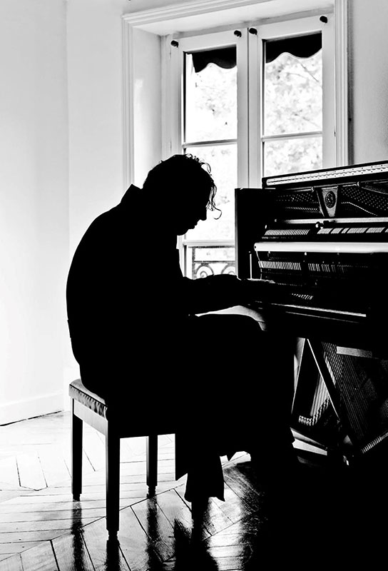 Chilly Gonzales (Foto: © 2012 Alexandre Isard)