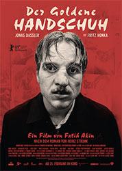 """Der goldene Handschuh"" Filmplakat"
