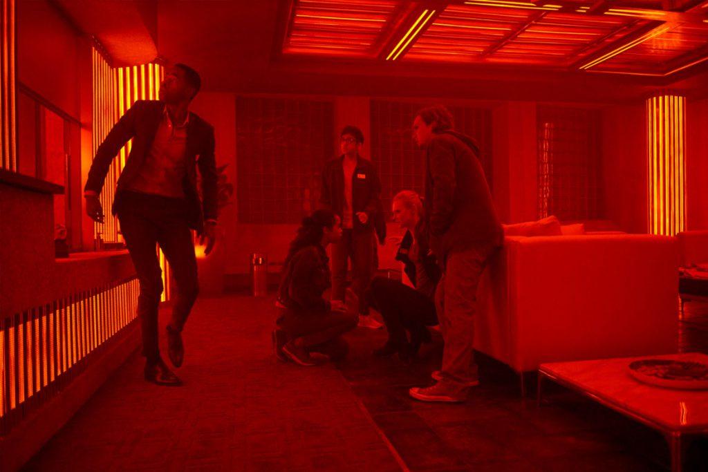 """Escape Room"" Szenenbild (© 2018 Sony Pictures Entertainment Deutschland GmbH)"