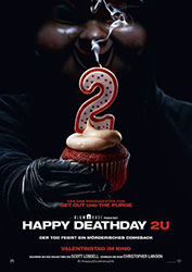 """Happy Deathday 2U"" Filmplakat (© Universal Pictures)"
