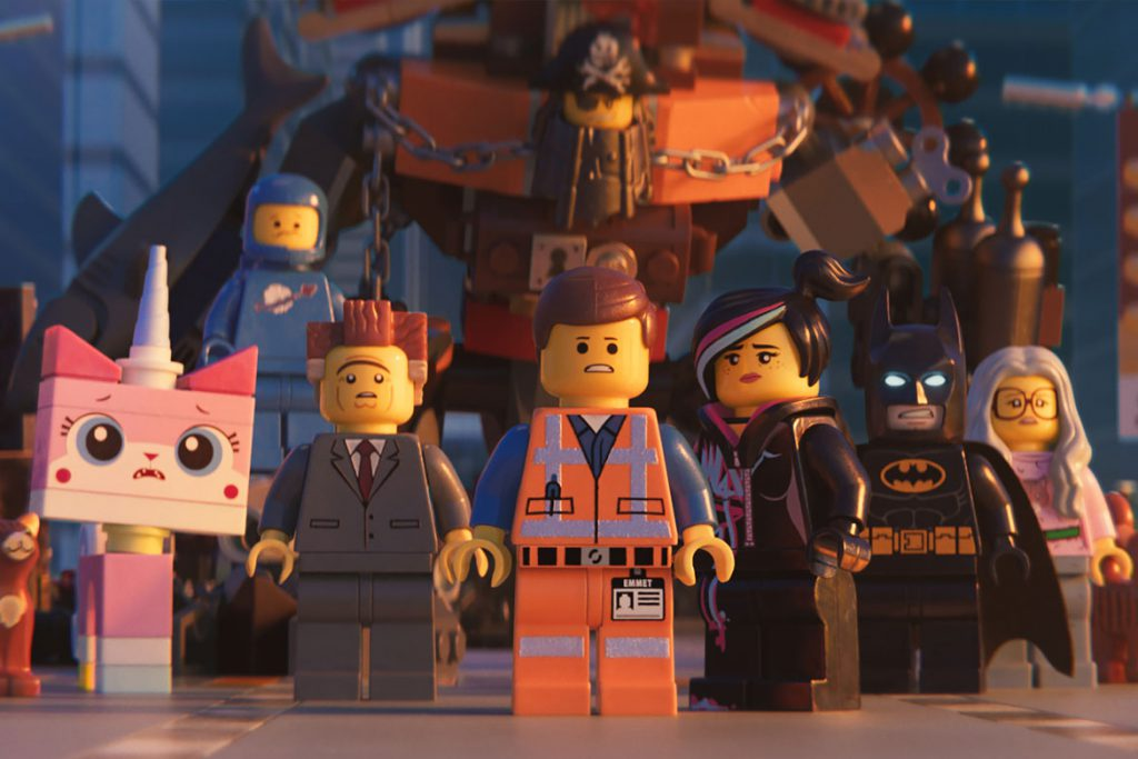 """The LEGO® Movie 2"" Szenenbild (© 2019 Warner Bros. Entertainment Inc.)"