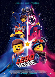 """The LEGO® Movie 2"" Filmplakat (© 2019 Warner Bros. Entertainment Inc.)"