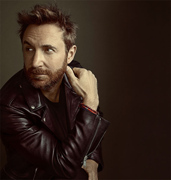 David Guetta (Foto: © Guerin Blask)