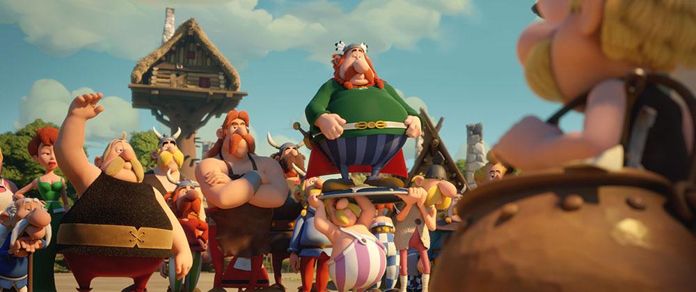 """""""Asterix und das Geheimnis des Zaubertranks"""" Szenenbild (© Universum Film)"""