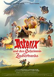 """""""Asterix und das Geheimnis des Zaubertranks"""" Filmplakat (© Universum Film)"""