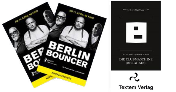 """Berlin Bouncer"" Fanpaket"