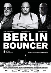 """Berlin Bouncer"" Filmplakat"