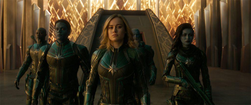 """Captain Marvel"" Szenenbild (© Marvel Studios 2019)"