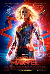 """""""Captain Marvel"""" Filmplakat (© Marvel Studios 2019)"""