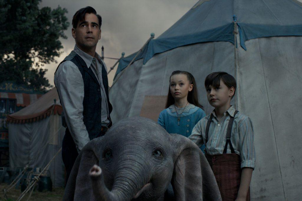 """""""Dumbo"""" Szenenbild (© 2019 Disney Enterprises, Inc. All Rights Reserved.)"""