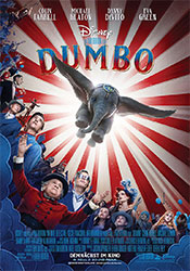 """Dumbo"" Filmplakat (© 2019 Disney Enterprises, Inc. All Rights Reserved.)"
