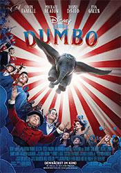 """""""Dumbo"""" Filmplakat (© 2019 Disney Enterprises, Inc. All Rights Reserved.)"""
