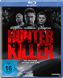 """Hunter Killer"""