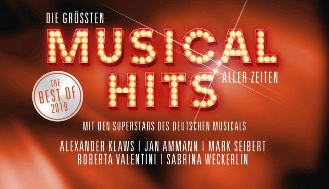 """""""Die größten Musical Hits aller Zeiten"""""""