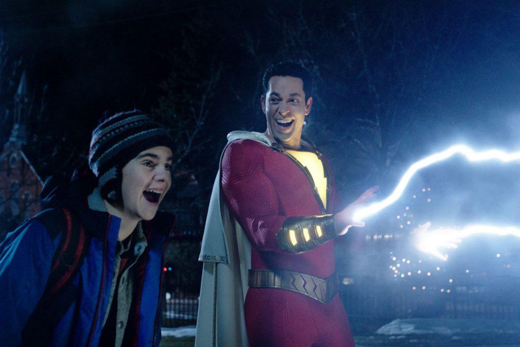 """""""Shazam!"""" Szenenbild (© 2019 Warner Bros. Entertainment Inc.)"""
