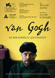 """""""Van Gogh"""" Filmplakat (© DCM)"""