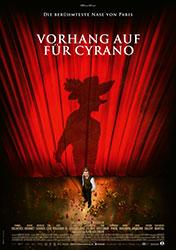 """""""Vorhang auf für Cyrano"""" Filmplakat (© 2019 PROKINO Filmverleih GmbH)"""