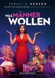 """Was Männer wollen"" Filmplakat (© 2019 Paramount Pictures Corporation)"