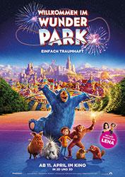 """Willkommen im Wunderpark"" Filmplakat (© 2019 Paramount Pictures Corporation)"