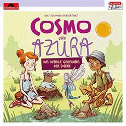 """""""Cosmo und Azura – Das dunkle Geheimnis der Sonne"""" Hörspiel"""