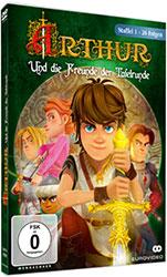 """""""Arthur und die Freunde der Tafelrunde"""" Staffel 1"""