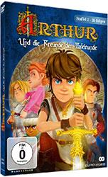 """""""Arthur und die Freunde der Tafelrunde"""" Staffel 2"""