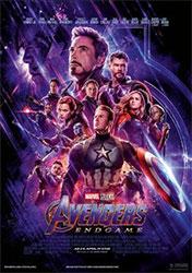 """""""Avengers: Endgame"""" Filmplakat (© Marvel Studios 2019)"""