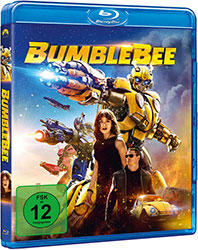 """Bumblebee"" Cover"