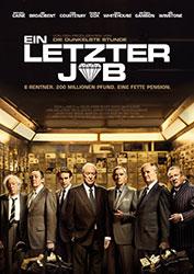 """Ein letzter Job"" Filmplakat (© StudioCanal)"